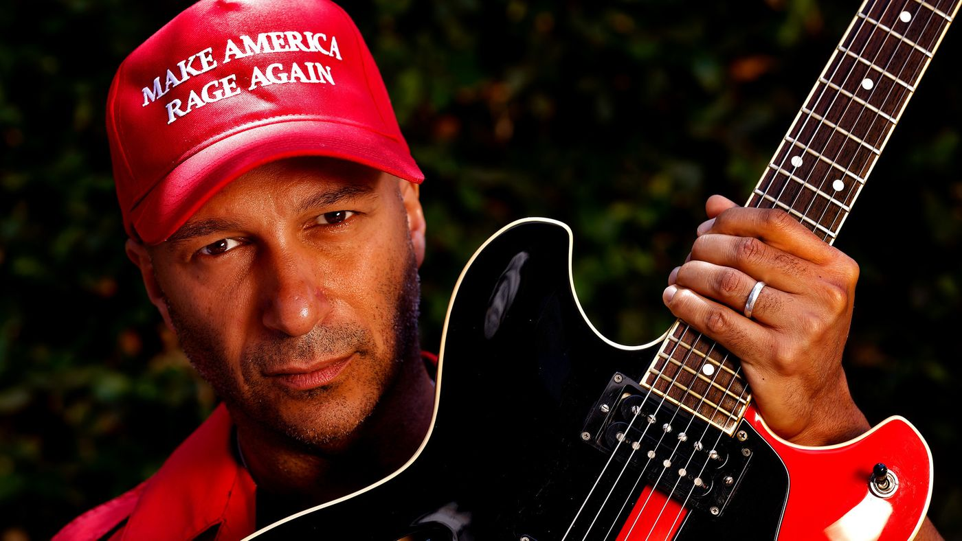 Tom Morello: The Nightwatchman Releases Songs For Amnesty
