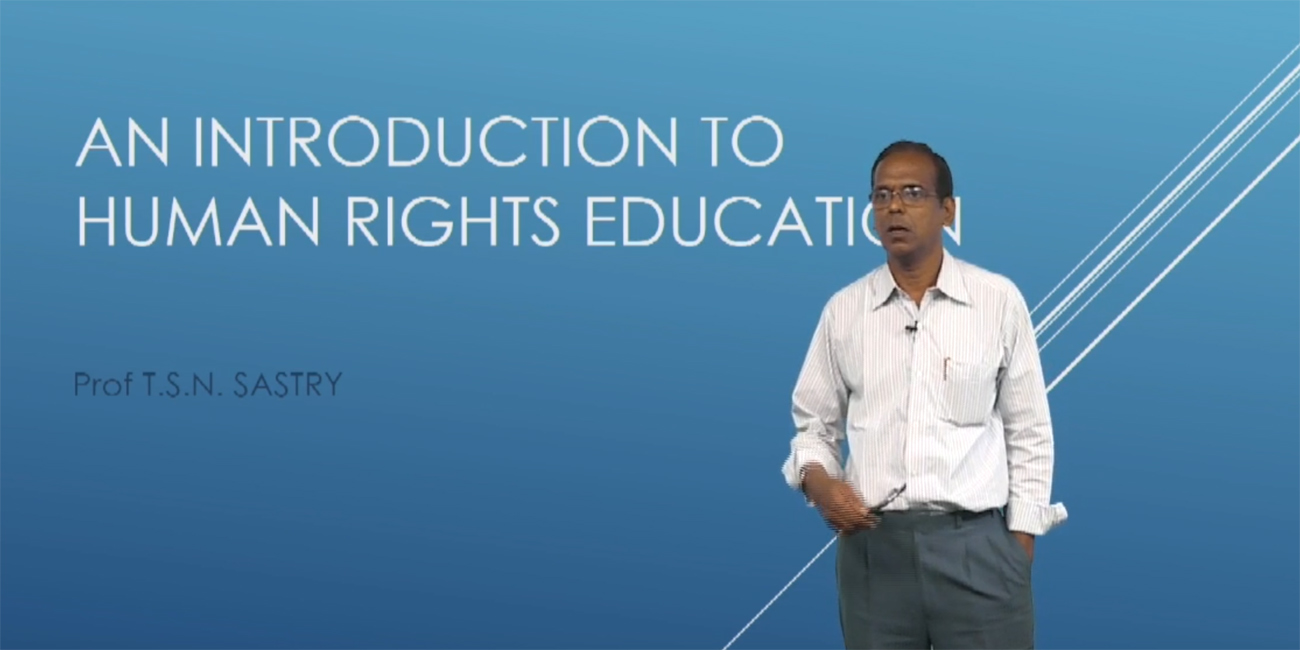 Human Rights Music Education